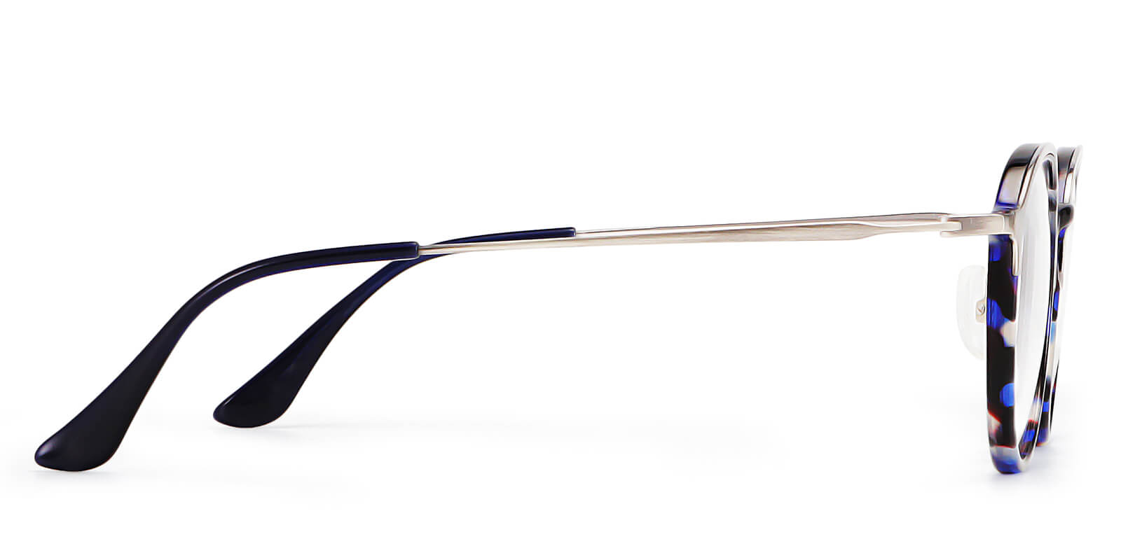 Hayes-Oval glasses for men with premium acetate frame