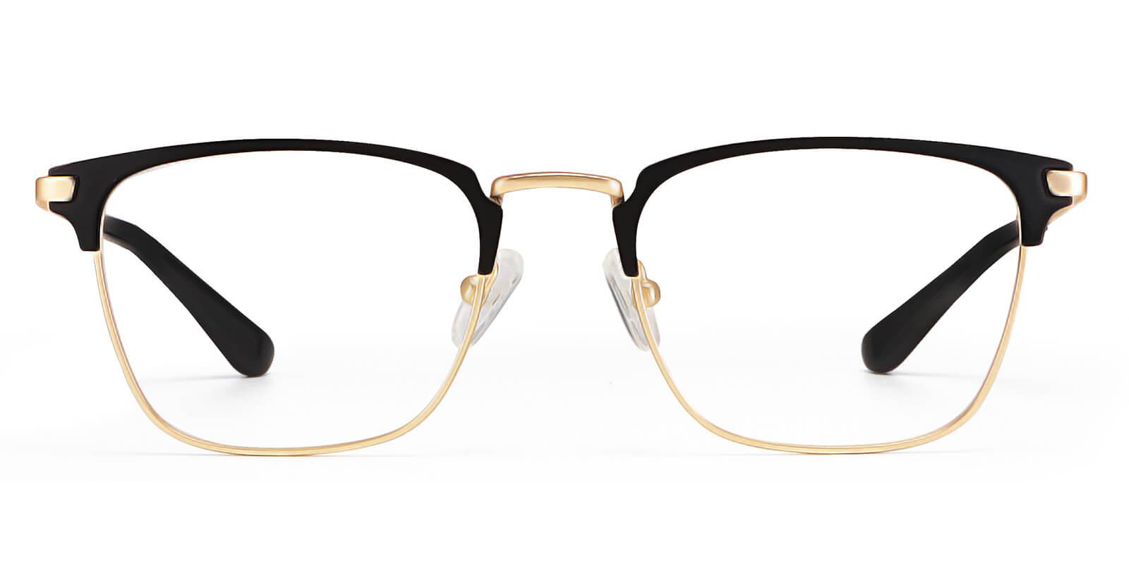 Alliance-Square eyewear with ultra light metal frame