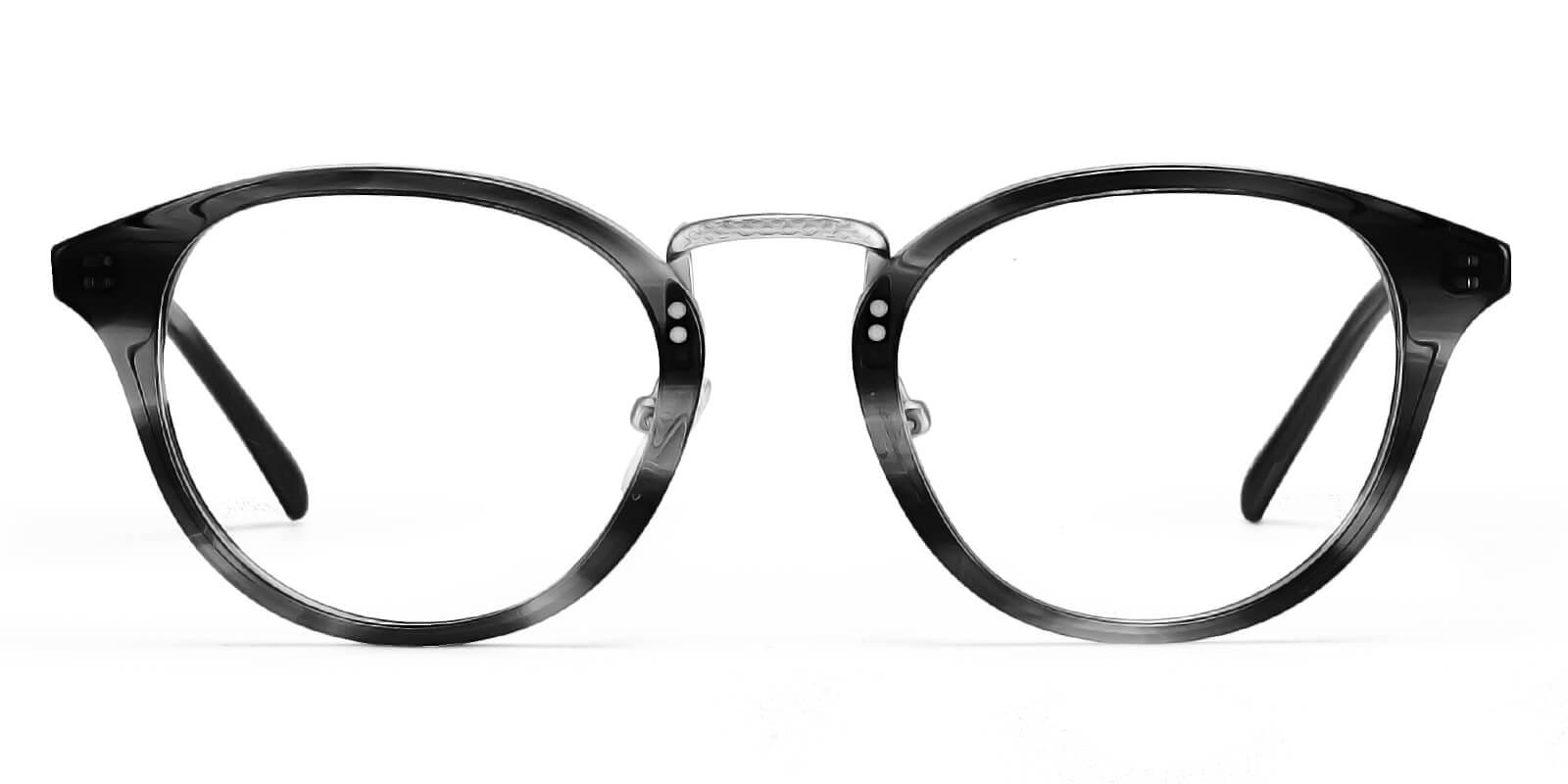 Birch-3 colors oval eyeglasses