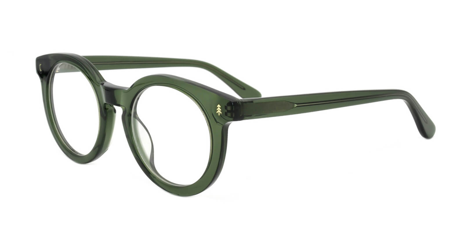 Neptune-Retro round glasses for comfortable wearing