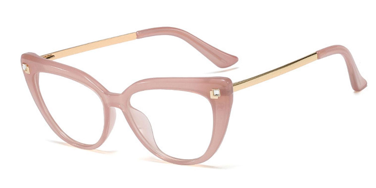 Eos-4 Colors cat eye eyeglasses