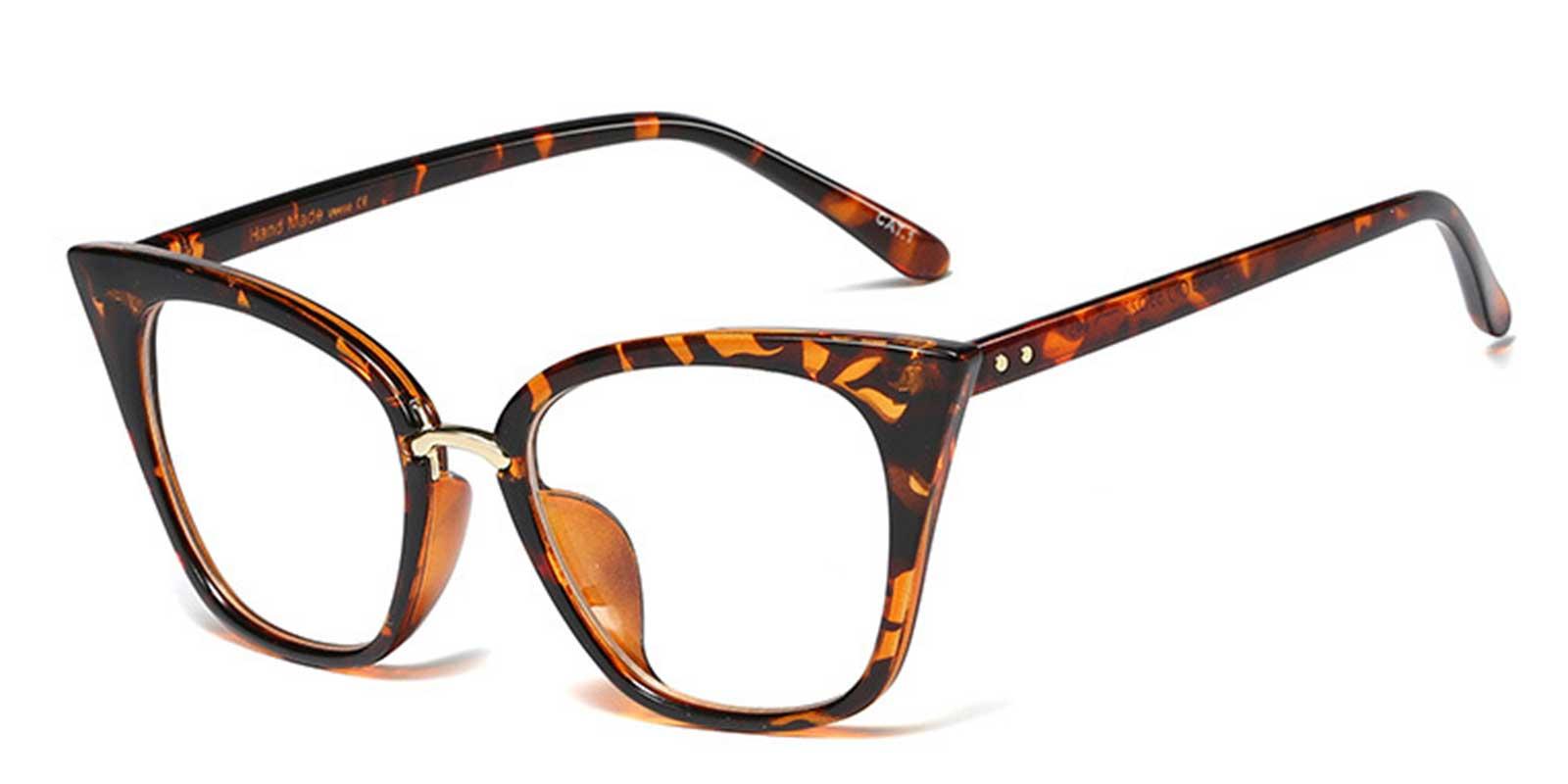 Delicia-Cat eye glasses: the elegant  frame designed