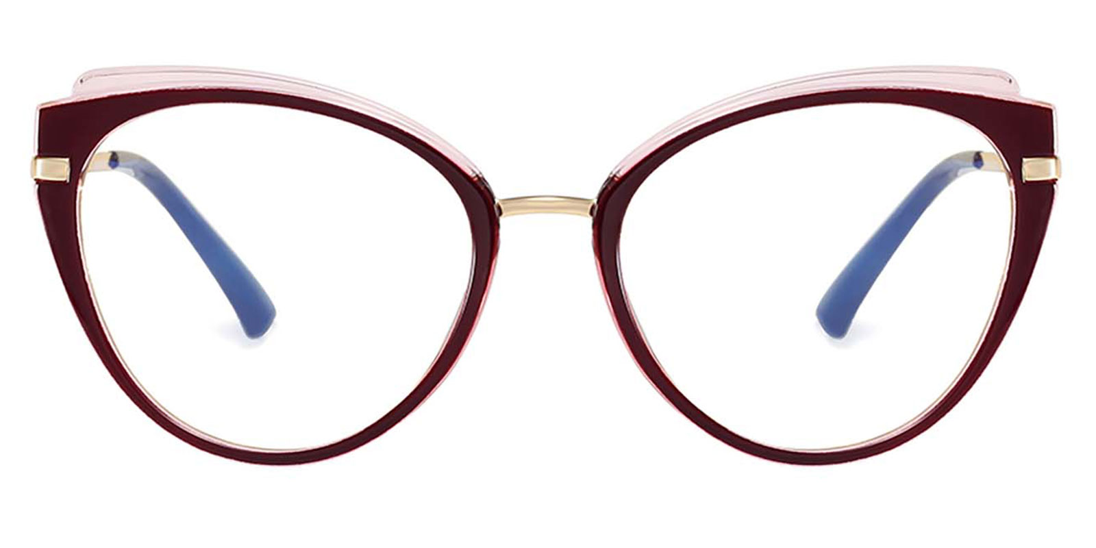 Moshe-4 Colors cat eye eyeglasses