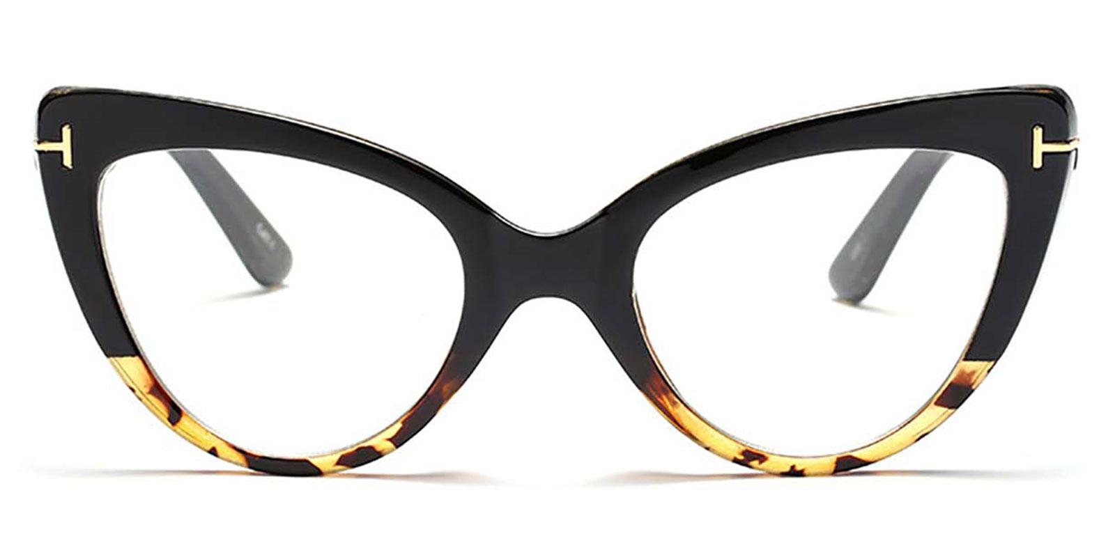 Abyssinia-Cat eye glasses with premium adjustable hinge