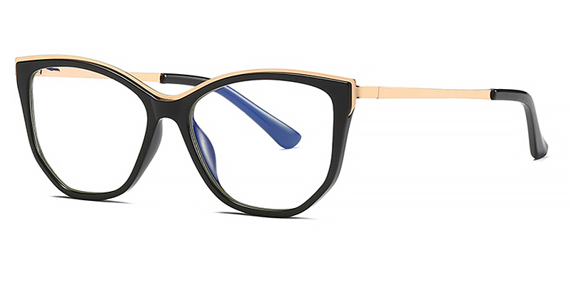 Anahita-Transparent Anti Glare Blue Light Glasses for Computer Use