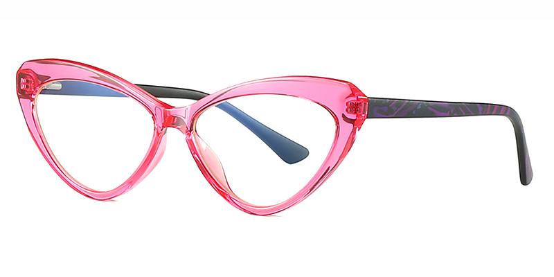 Alienor-4 Colors cat eye eyeglasses