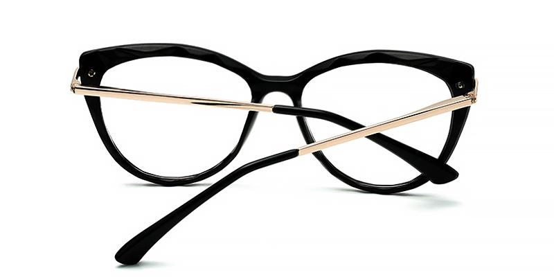 Amaya-Hot Farsighted Fashion Black Frame Glasses for Women