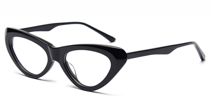 Anselm-Blue Tortoise Shell Acetate Small Glasses