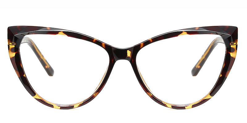 Damiane-TR Full Frame Fashion Blu-ray Glasses   Cat Eye Glasses   Ladies Glasses