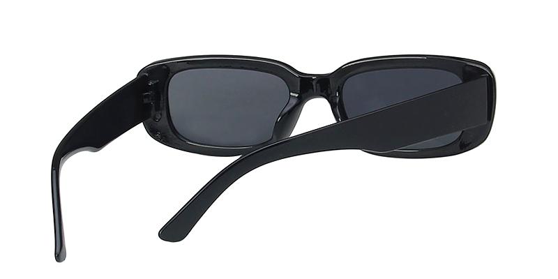 Noa-Rectangular retro sunglasses TR90 material for women and men