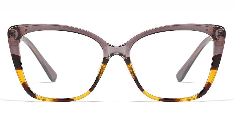 Phoebe-6 colors Anti-blue light womens cat eye glasses