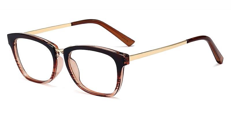 Juniper-Ultralight TR90 Anti-blue light ladies cat eye glasses
