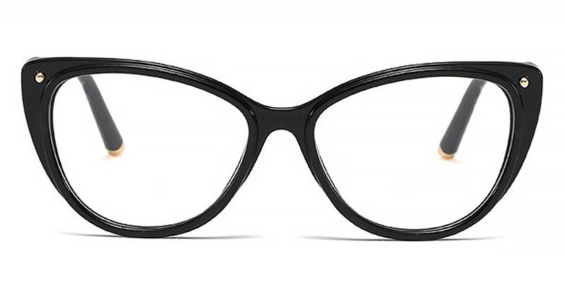 Effie-Anti-blue light ladies cat eye glasses