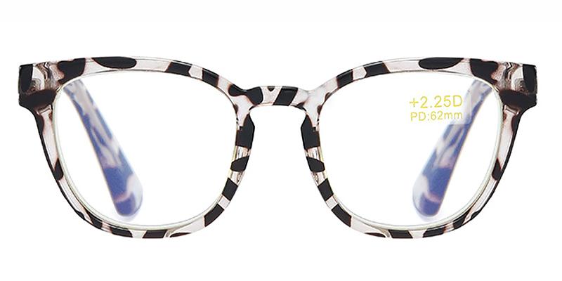 Ida-6 colors square eyeglasses