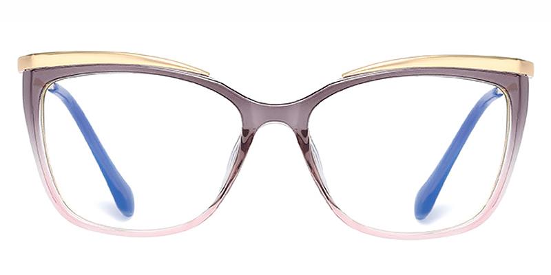 Venus-Ladies Cat Eye Blu-ray Glasses TR90 Material