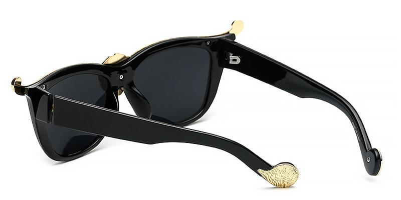 Eva-Fashion square ladies sunglasses