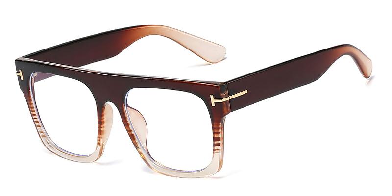 Asteria-Stylish square eyeglasses anti blue light for men and women