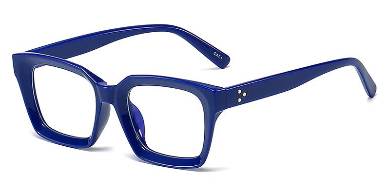 Madeleine-Stylish square full-rimmed glasses for men and women