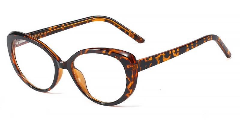 Arya-Stylish full-rimmed cat-eye glasses anti blue light
