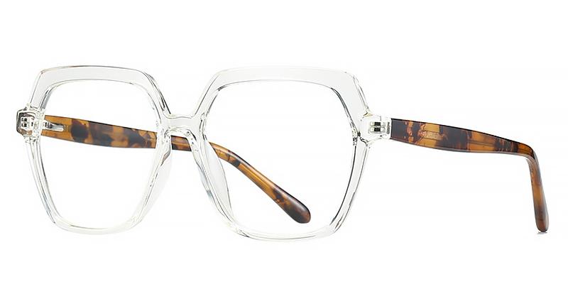 Jasper-Stylish full-rimmed blue light glasses TR90 for women and men