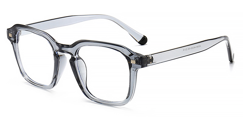 Milo-Retro style full-rimmed blue light glasses for women and men