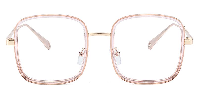 Lillian-Hipster oversized full-rimmed glasses multiple colors
