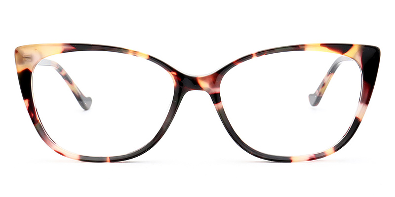 Thera-best selling cat-eye glasses for women with stylish prints