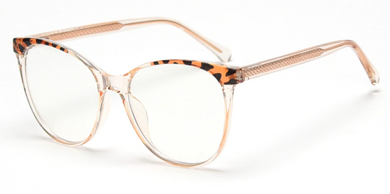 Elizaveta-6 Color New TR90 Trendy Oval Glasses for Women
