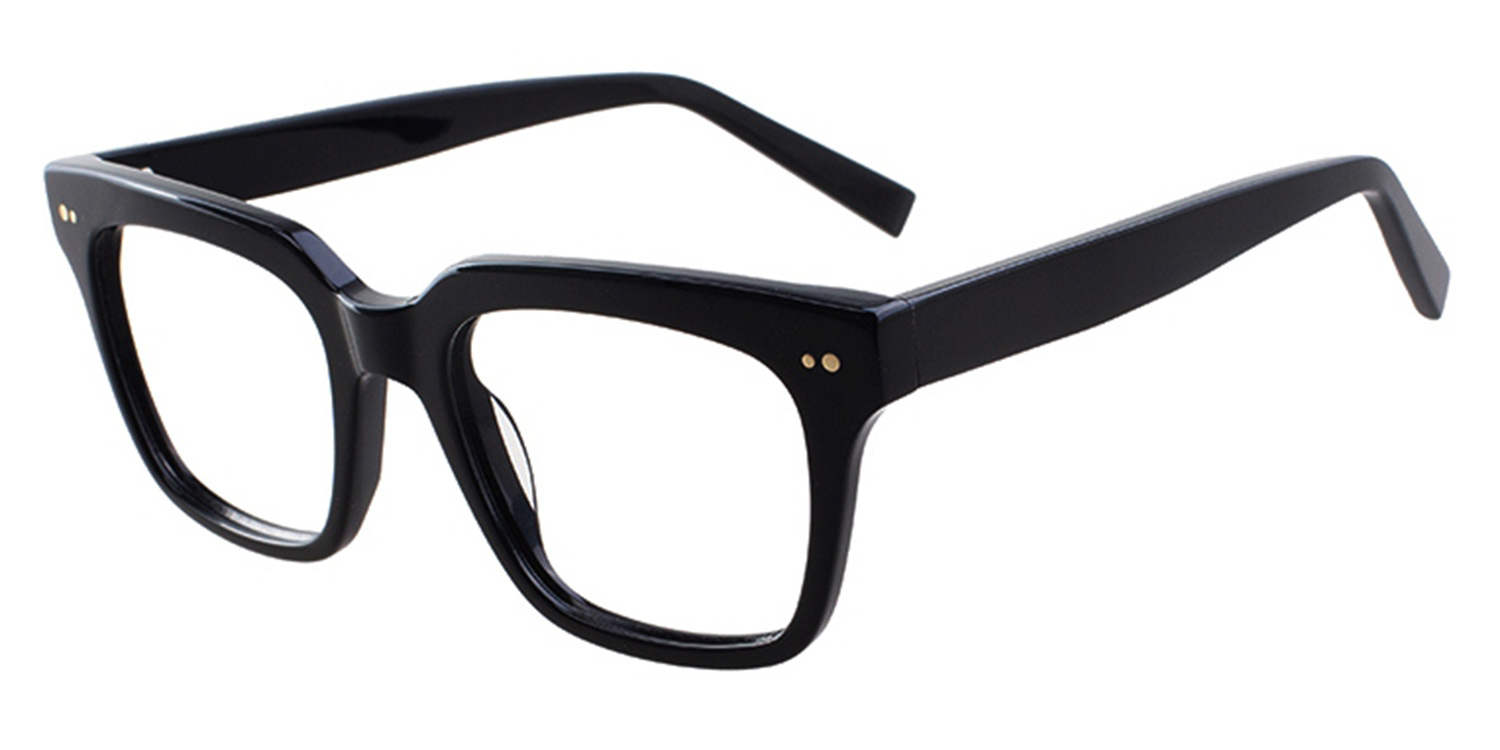 Mabry-5 Colors Simple Style Acetate Square Glasses for Women and Men