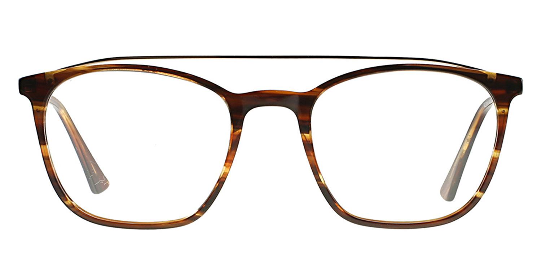 Kimiko-6 Colors Fashion Metal Acetate Casual Aviator Glasses for Women and Men