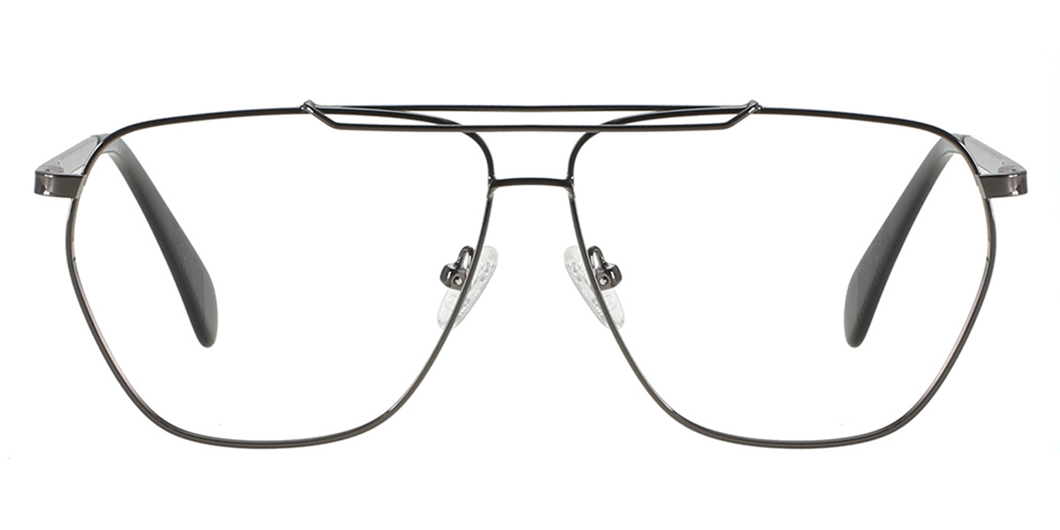 Isolde-3 Colors Special shape fashion Metal Aviator glasses for men