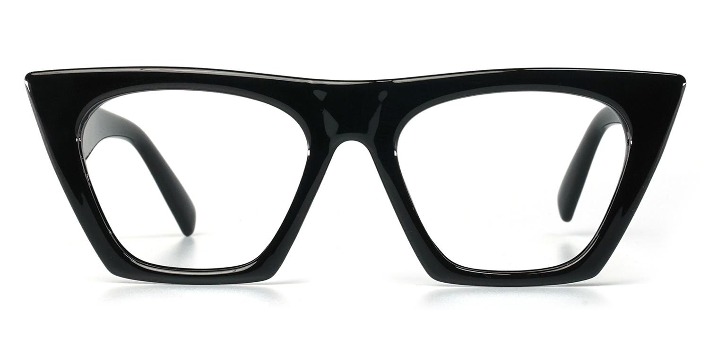 Esylit-Special frame shape Fashion Cat eye glasses for women