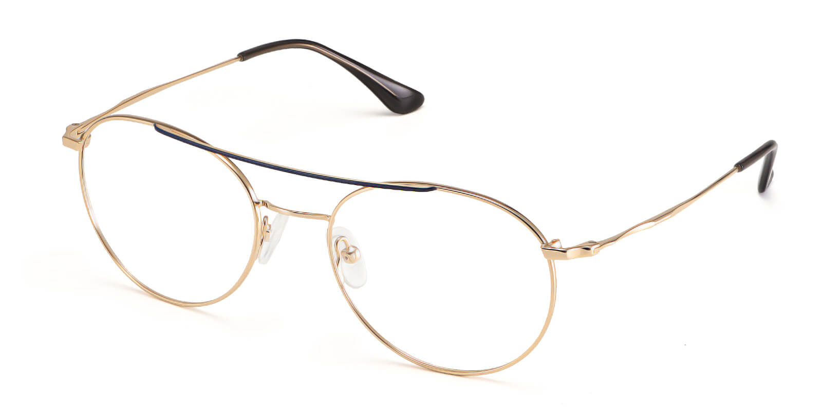 Glitz-3 colors aviator eyeglasses