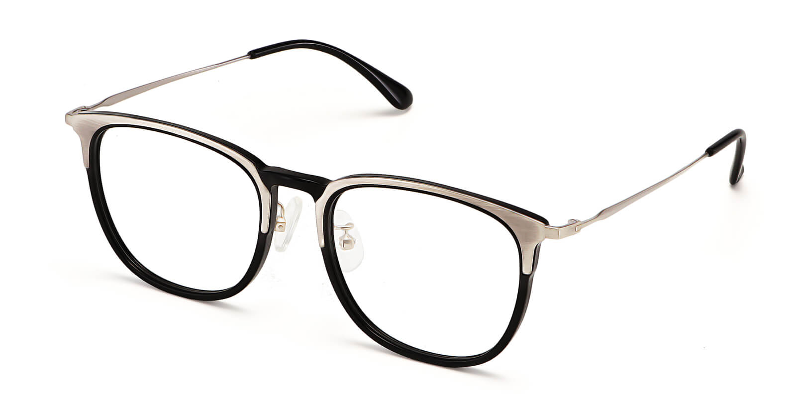 Giadaa-Mens square glasses - premium acetate frame